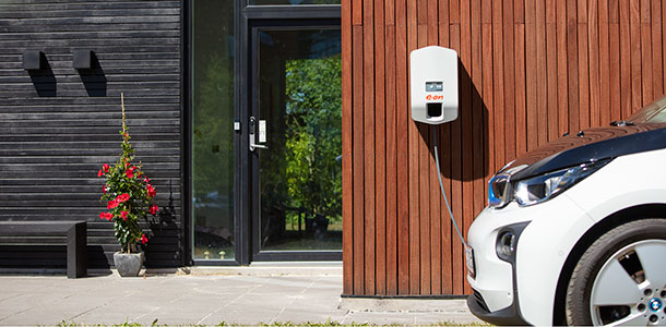 Charge your EV at home